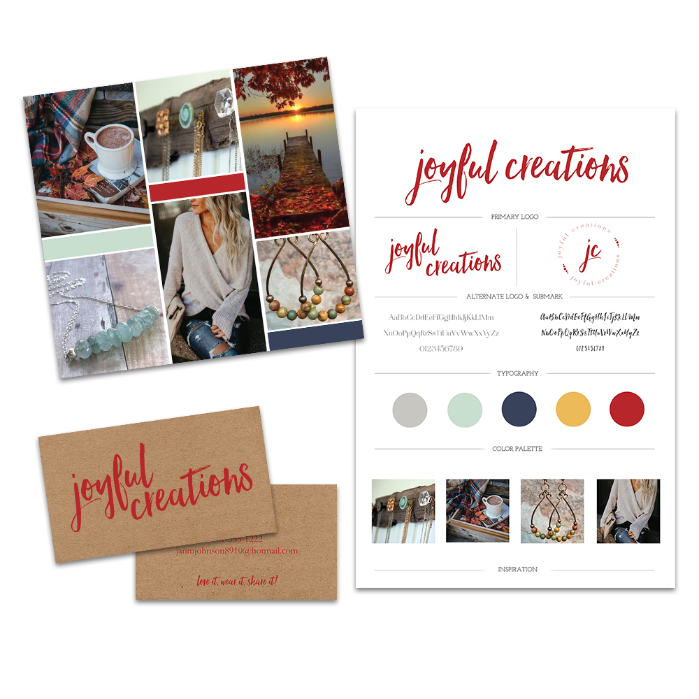 Brand Collage (Joyful Creations)
